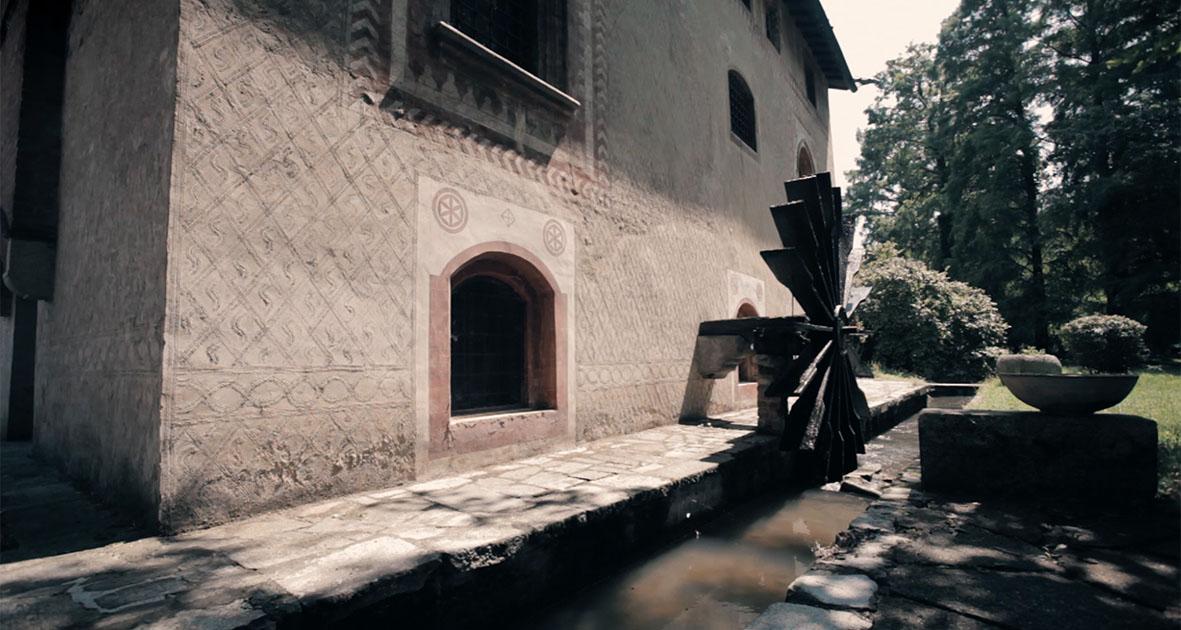 Casa Agricoltura - Immagine Mulino