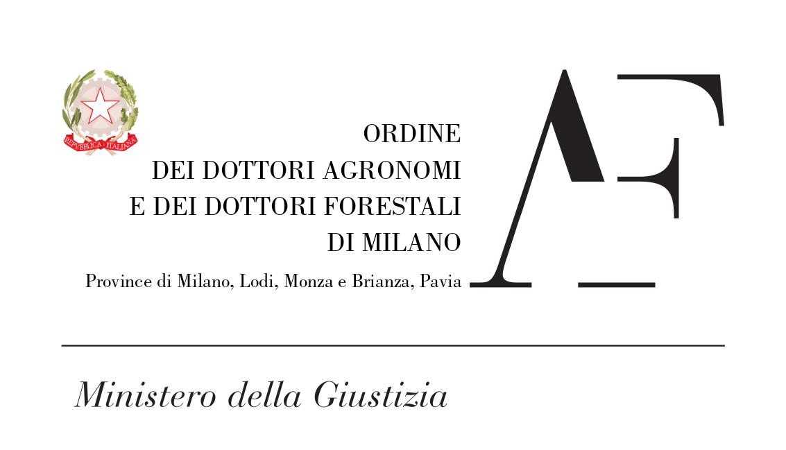 ordine dei dottori agronomi e forestali